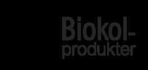 Biokolprodukter logga